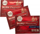 Nuru pleasure 3 pack voor veel nuru massage plezie